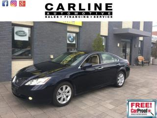 Used 2009 Lexus ES 350 4dr Sdn for sale in Nobleton, ON