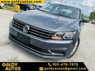 Used 2018 Volkswagen Passat Trendline+ for sale in Mississauga, ON
