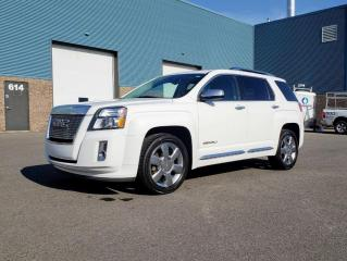 Used 2013 GMC Terrain Traction intégrale 4 portes Denali V6 for sale in St-Eustache, QC