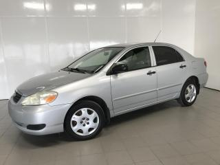 Used 2006 Toyota Corolla CE, AUTOMATIQUE, A/C for sale in Montréal, QC