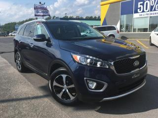 Used 2016 Kia Sorento EX+ V6 AWD CUIR 4X4 for sale in Lévis, QC