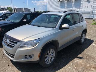 Used 2011 Volkswagen Tiguan for sale in Rivière-Du-Loup, QC