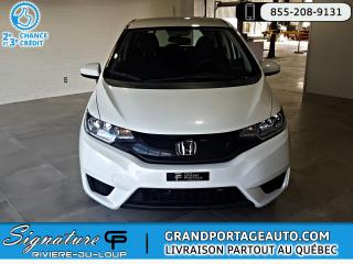 Used 2015 Honda Fit for sale in Rivière-Du-Loup, QC