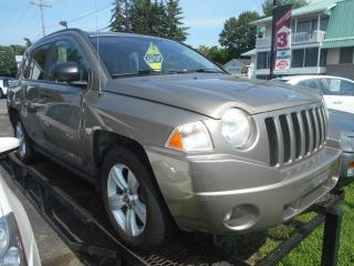 Used 2007 Jeep Compass 2 RM 4 portes Sport for sale in Sorel-Tracy, QC