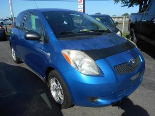 Used 2008 Toyota Yaris Hayon 3 portes, boîte manuelle, CE for sale in Sorel-Tracy, QC