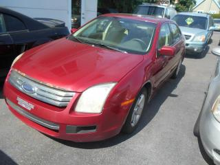 Used 2006 Ford Fusion Berline 4 portes 3,0 V6 SE for sale in Sorel-Tracy, QC