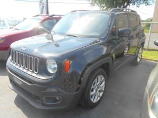 Used 2015 Jeep Renegade for sale in Sorel-Tracy, QC