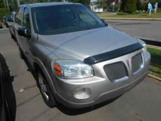 Used 2007 Pontiac Montana Empattement ordinaire 4 portes avec 1SA for sale in Sorel-Tracy, QC