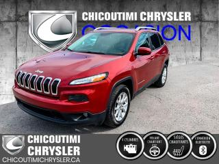 Used 2014 Jeep Cherokee 4 RM, 4 portes, North for sale in Chicoutimi, QC