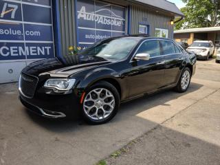 Used 2016 Chrysler 300 Platinum + Awd for sale in Boisbriand, QC