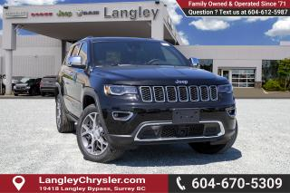 Used 2019 Jeep Grand Cherokee Limited for sale in Surrey, BC