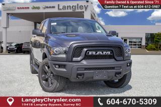 New 2019 RAM 1500 Classic SLT - HEMI V8 - Heated Seats for sale in Surrey, BC