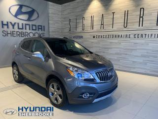 Used 2014 Buick Encore AWD+BLUETOOTH+CRUISE+A/C+USB for sale in Sherbrooke, QC