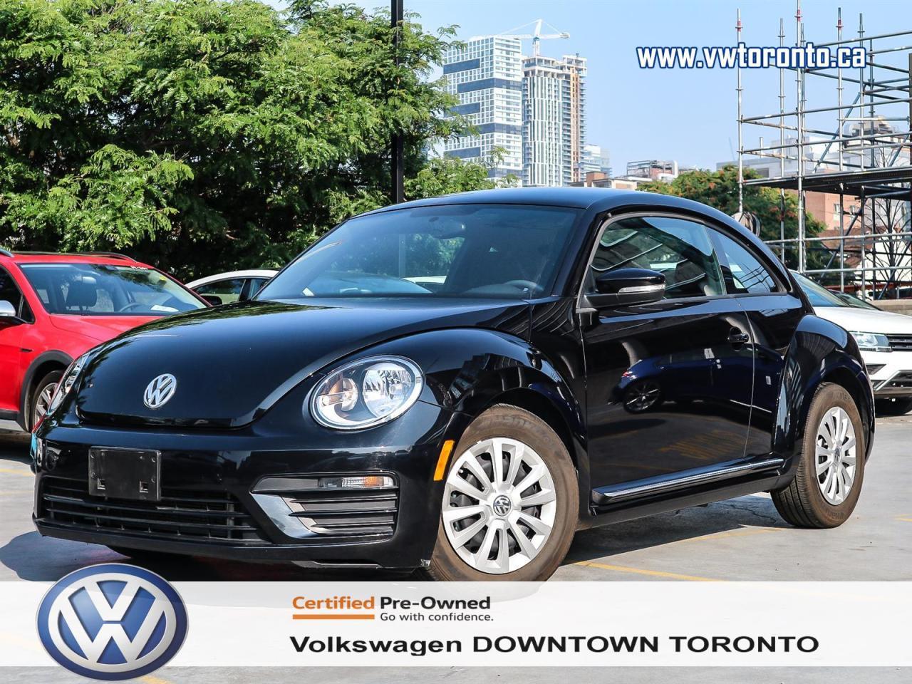 Volkswagen Downtown Toronto >> Used 2019 Volkswagen Beetle For Sale In Toronto Ontario
