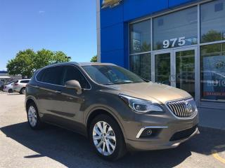 Used 2018 Buick Envision Essence for sale in Gatineau, QC