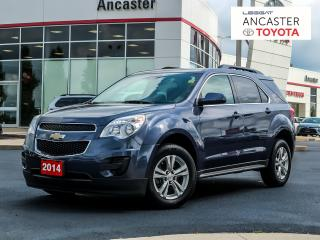 Used 2014 Chevrolet Equinox LT - 1 OWNER|NO ACCIDENTS|BLUETOOTH!! for sale in Ancaster, ON