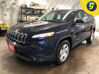 Used 2014 Jeep Cherokee Sport * Remote start * Projection headlights * Auto dimming rearview mirror* Phone connect * Hands free steering wheel controls * Telescopic/tilt stee for sale in Cambridge, ON