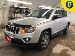 Used 2012 Jeep Compass Remote start *Climate control * Projection fog lights * Tow hitch * Power windows/locks/mirrors * Bug deflector * Heated front seats * Traction contro for sale in Cambridge, ON