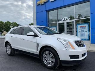 Used 2012 Cadillac SRX AWD V6 1SA for sale in Gatineau, QC