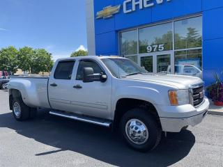 Used 2011 GMC Sierra 3500 SLE Crew Cab Chassis 4WD 171.5 WB 1SB for sale in Gatineau, QC