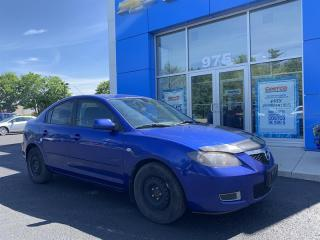 Used 2008 Mazda MAZDA3 GS at for sale in Gatineau, QC