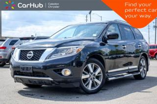 Used 2014 Nissan Pathfinder Platinum|4WD|7 Seater|Navi|Sunroof|DVD||Bluetooth|Leather|Heated front Seats|20