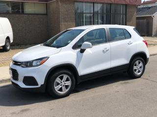 Used 2019 Chevrolet Trax AWD 4dr LS for sale in Hamilton, ON