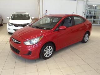 Used 2014 Hyundai Accent GL A/C for sale in Longueuil, QC