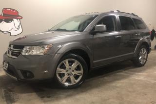 Used 2013 Dodge Journey R/T 7 Pass for sale in Owen Sound, ON