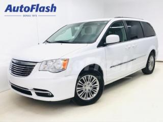 Used 2015 Chrysler Town & Country Touring-L * Cuir/Leather * Camera * A/C-3-Zones for sale in St-Hubert, QC
