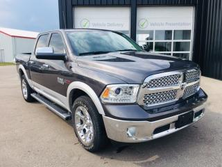 Used 2016 RAM 1500 Laramie, Trailer Tow Package for sale in Ingersoll, ON
