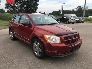 Used 2009 Dodge Caliber SXT, Sunroof, Bluetooth, AS IS for sale in Ingersoll, ON
