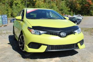 Used 2016 Scion iM Hayon 4 portes BM for sale in Shawinigan, QC