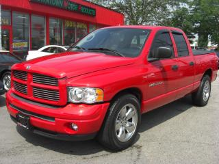 Used 2003 Dodge Ram 1500 SLT CREW CAB for sale in London, ON