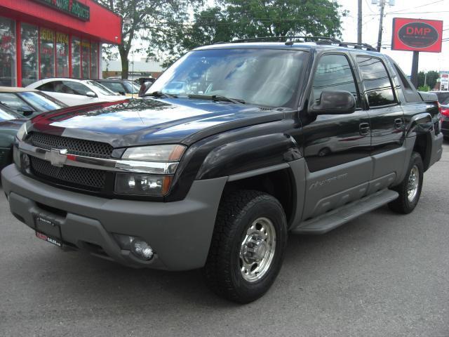 2002 Chevrolet Avalanche 2500 LT 8.1L AWD