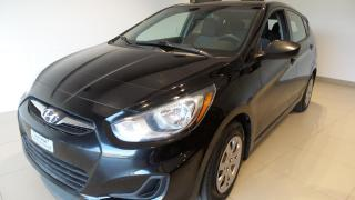 Used 2012 Hyundai Accent 5 PORTES + GL + MANUELLE for sale in St-Raymond, QC