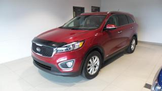Used 2016 Kia Sorento LX+ 3,3L + 7 places + AWD for sale in St-Raymond, QC