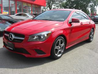 Used 2015 Mercedes-Benz CLA-Class CLA 250 for sale in London, ON