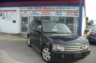 Used 2003 Land Rover Range Rover HSE for sale in Toronto, ON