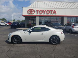 Used 2015 Scion FR-S 86 FRS PEARL WHITE for sale in Cambridge, ON