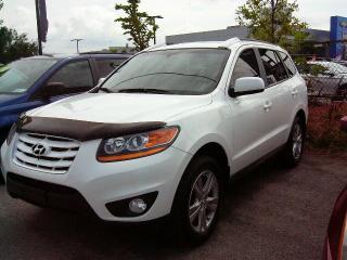 Used 2010 Hyundai Santa Fe GLS for sale in Georgetown, ON