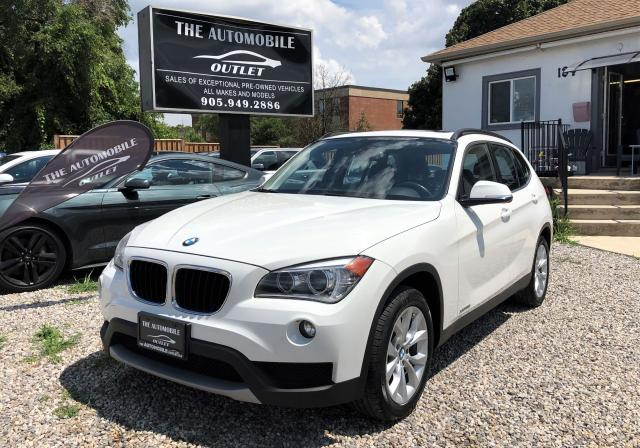 2013 BMW X1 35i AWD NAVI PANO SUNROOF LEATHER NO ACCIDENT