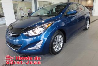 Used 2015 Hyundai Elantra Sport berline, Automatique Toit Mags for sale in St-Jean-Sur-Richelieu, QC
