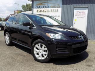 Used 2009 Mazda CX-7 ***GS,TOIT OUVRANT,SIEGES CHAUFFANT,MAGS for sale in Longueuil, QC