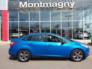 Used 2014 Ford Focus Berline SE 4 portes for sale in Montmagny, QC