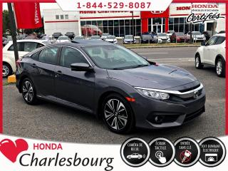 Used 2016 Honda Civic EX-T **TOIT OUVRANT**TURBO** for sale in Charlesbourg, QC