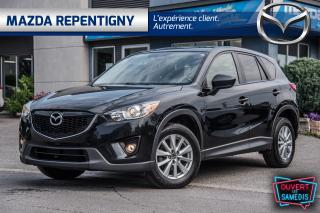 Used 2015 Mazda CX-5 2015 Mazda CX-5 - FWD 4dr Auto GS Toit for sale in Repentigny, QC