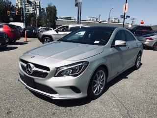 Used 2017 Mercedes-Benz CLA-Class CLA250- NAV/LEATHER/SUNROOF/LOCAL/NO ACCIDENT for sale in Richmond, BC