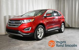 Used 2016 Ford Edge SEL AWD for sale in Red Deer, AB
