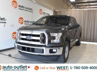 Used 2016 Ford F-150 Xlt, 5.0L V8, SuperCab, Short box, Backup camera, Bluetooth for sale in Edmonton, AB